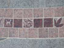 Cultural Quarter Floorscapes detail, Leicester