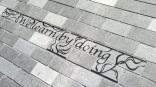 Words in Stone, St Paul's Way, London